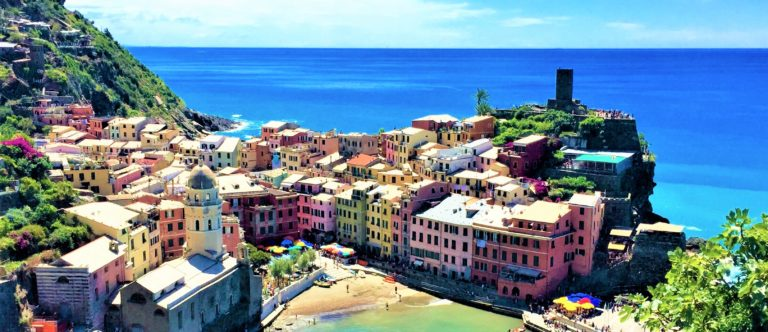 Hiking from Monterosso to Vernazza: Our Unforgettable Experience In Cinque Terre